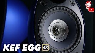 🖥 KEF EGG mají design a zvuk z jiného světa! | #WRTECH [4K]