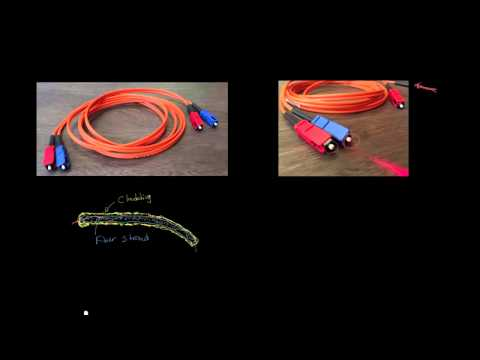 Intro to fiber optics and RF encoding | Networking tutorial (2 of 13)