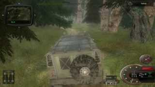 4x4 Hummer Off Road Gameplay HD