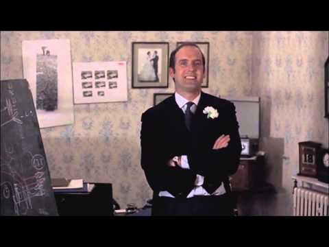 The Rise and Rise of Michael Rimmer (1970) -  the opening sequence