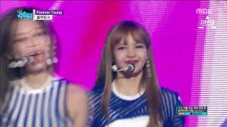 BLACKPINK - FOREVER YOUNG LIVE (1080p FANCAM) +RUS SUB (русс саб)