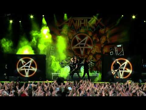 Anthrax -  Antisocial - Bloodstock 2013