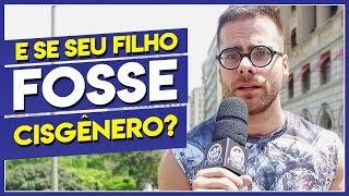 E SE SEU FILHO SE ASSUMISSE CISGÊNERO? (ft. Ariel Modara) - Põe Na Roda