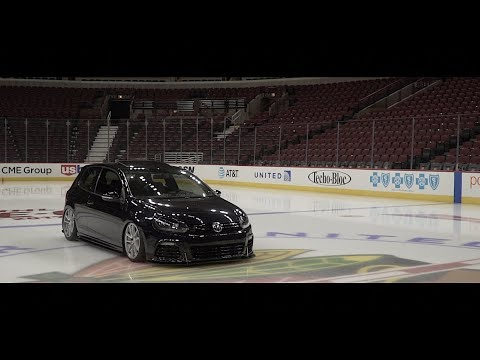 Center Ice | Golf R at the United Center | WERQSHOP