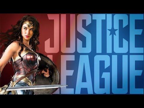 Justice League Trailer - Wonder Woman Style (Warriors - Imagine Dragons)