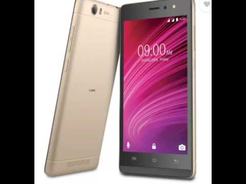 Lava A97 4G With VoLTE (Black Gold, 8 GB)Android Smartphone
