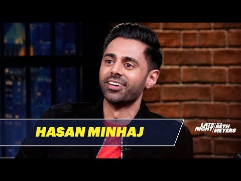 Hasan Minhaj Was