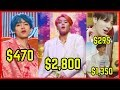 Here is How Much It Costs To Dress Like BTS  (Boy With Luv MV)