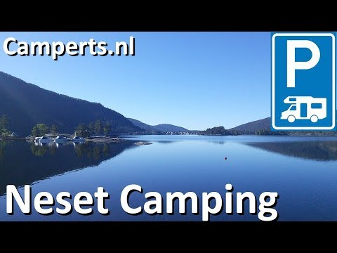 Neset Camping, Byglandsfjord, Aust-Agder, Noorwegen (English subtitled)