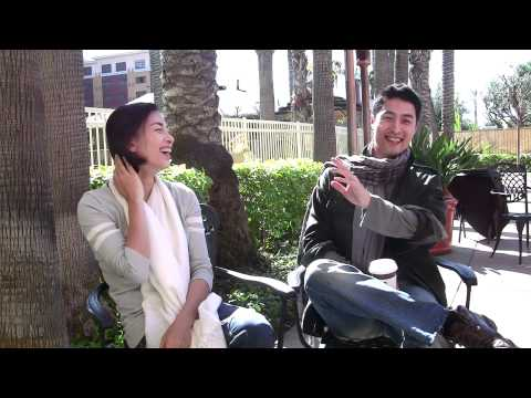"Veronica Ngo & Johnny Nguyen Interview: ""Clash"" comes to the U.S.A."