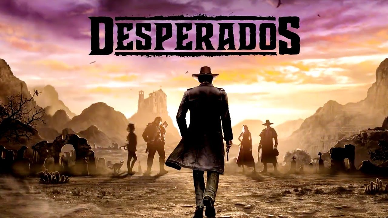 Desperados III – Official Announcement Trailer