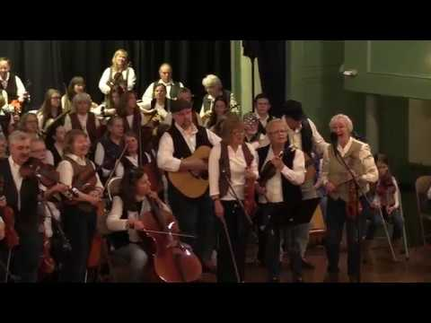 NH Fiddle Ensemble For Child Abuse Prevention in Exeter NH