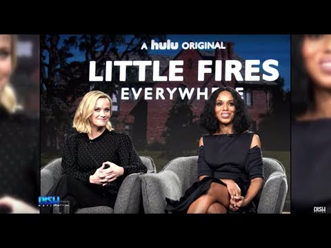 KERRY WASHINGTON OPENS UP ABOUT HER UNLIKELY FRIENDSHIP WITH REESE WITHERSPOON