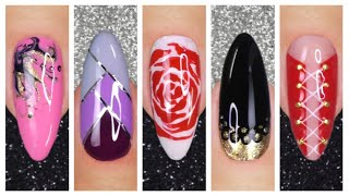 Easy Nail Art Designs 2020 | Nails Art for Beginners