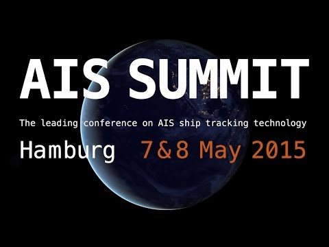 AIS SUMMIT - The leading conference on AIS ship tracking technology