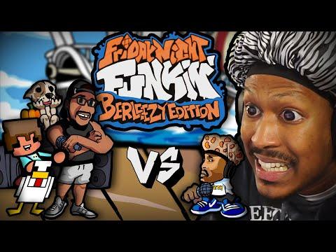 Friday Night Funkin' - BERLEEZY EDITION #1 (ft. LongBeachGriffy, HeyHixen & Pumpkin)