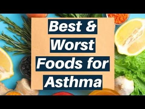 Best and Worst Foods for Asthma   Asthma Diet