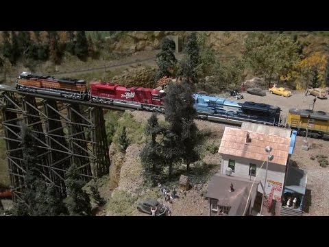 Union Pacific Days 2015 at the Colorado Model Railroad Museum