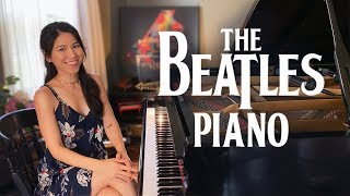 Here, There and Everywhere (Beatles) Piano Cover with Improvisation