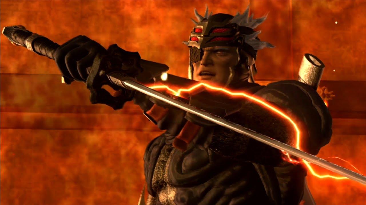 Ninja Gaiden 2 Master Ninja Chapter 2 Boss Genshin No Hurt Youtube