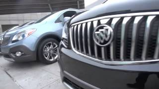 2013 Buick Encore First Drive