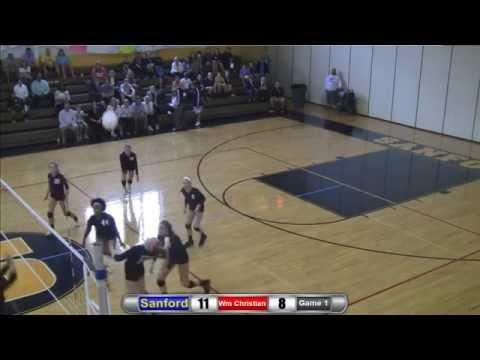 Varsity Volleyball vs. Wilmington Christian