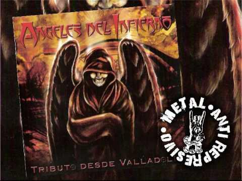 Ángeles del Infierno - Tributo desde Valladolid (2007) FULL ALBUM