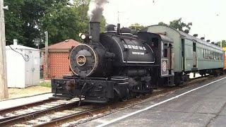 Lehigh Valley Coal Co #126 at Illinois Railway Museum