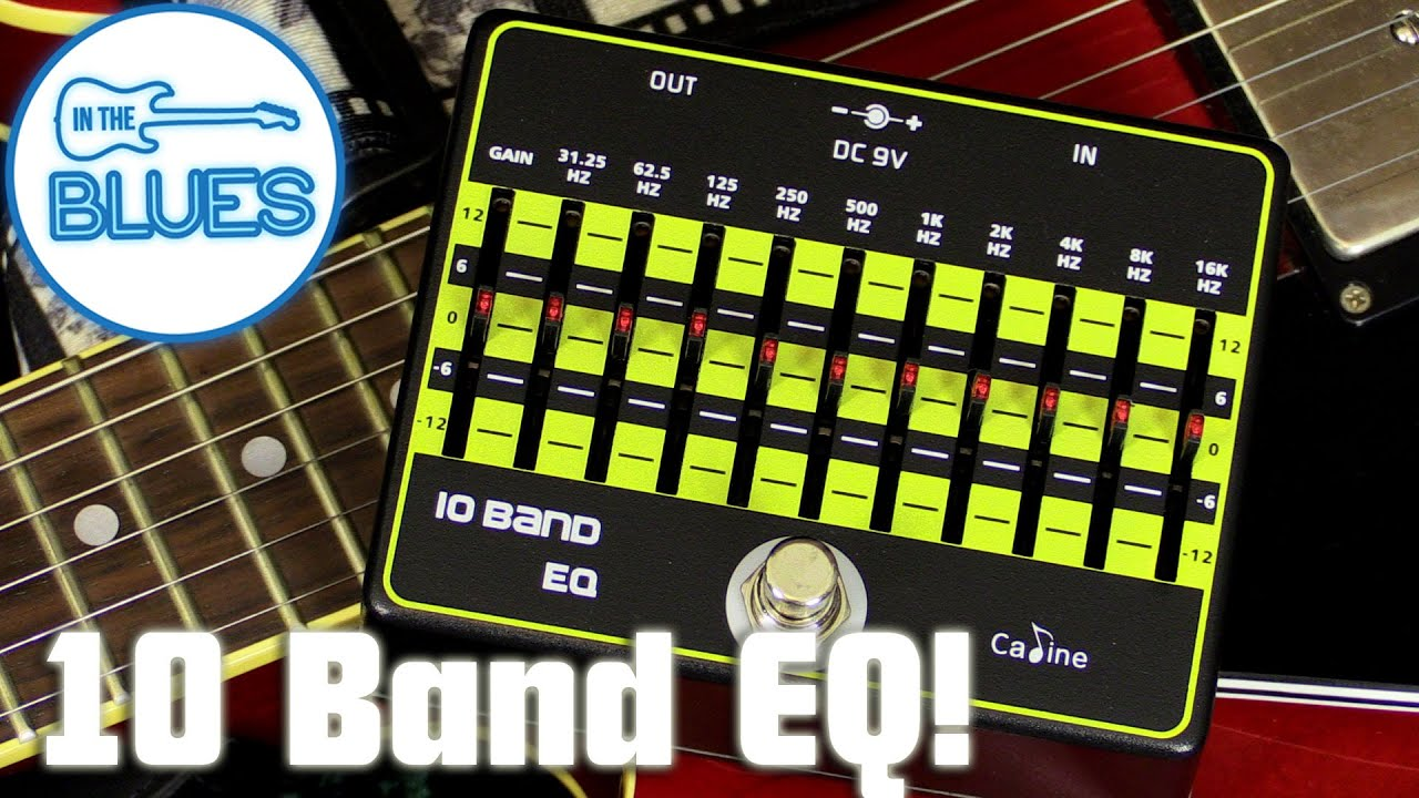 Guitar EQ Pedals | Top 13 Best Equalizer Pedals for Guitar 2019