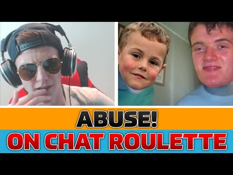 5 YEAR OLD ABUSES ME on Chatroulette
