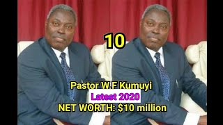 2020 Top 10 richest pastor in Nigeria with their worth