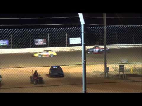 Doe Run Raceway Mini Stock Heat 8-28-15