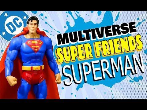 DC Comics Multiverse Super Friends Superman