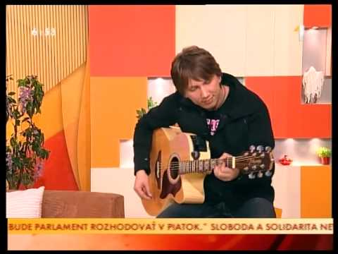 Peter Cmorik - Mam ta rad (live 2010)