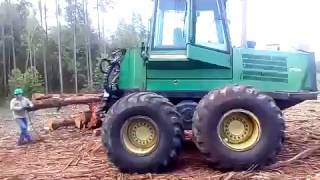 FORWARDER OR SKIDDER OR FMC ARE THE SAME FOREST MACHINERY