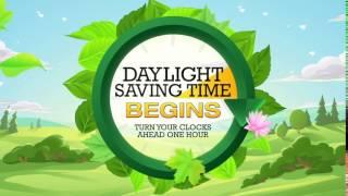 Daylight Saving Time Begins Pritchett