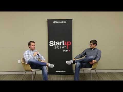 Zach Mangum (GroSocial / HitLabs) Startup Grind Utah