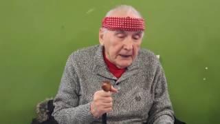 Sharing circle with Elder Vern Harper - Part 2