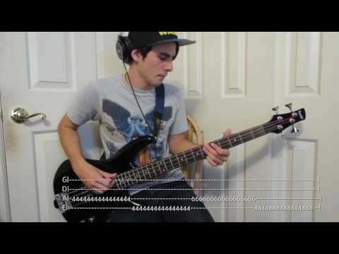 American Idiot Bass Cover with Tabs