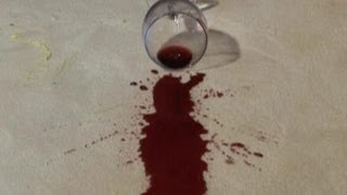 How To Clean Red Wine Stains From A Carpet