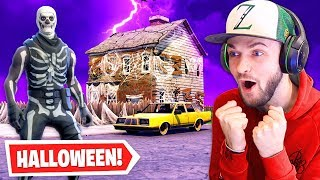 Fortnite's NEW Halloween update...