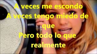 Britney Spears Sometimes, Subtitulado al Español