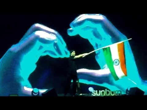Hardwell in Delhi | India | Sunburn Arena | 2016