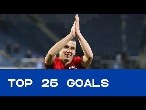 TOP 25 GOALS | Week 4