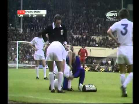 Brian Clough and 44 Days at Leeds - The Charity Shield 1974 - Part 1