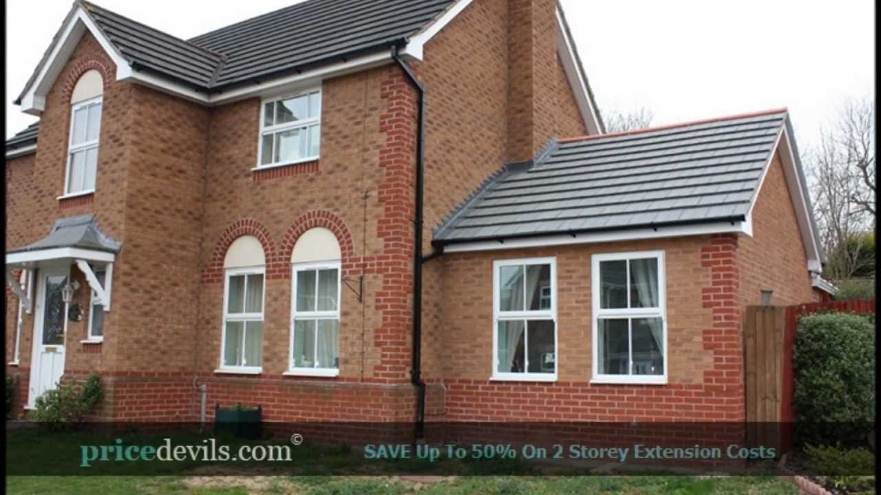 2 Storey Extensions 2 Storey Extension Costs Price Devils Youtube
