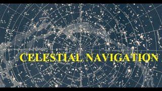 Tutorial on #celestial #navigation for Merchant #Seamen