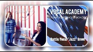 Уроки экстремального вокала - Rattle/Vocal