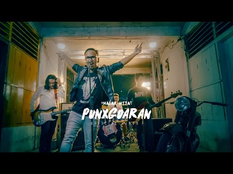 Punxgoaran - Halak Hita [Official Video]