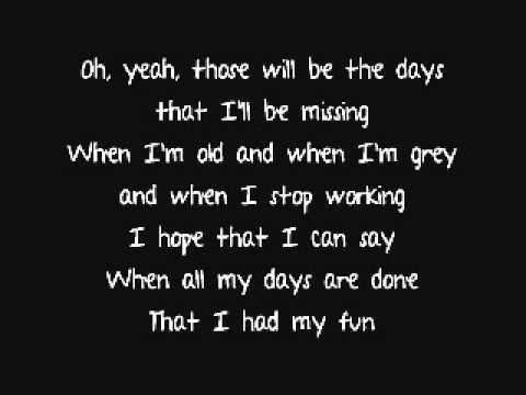 Kodaline - Way Back When (Lyrics)